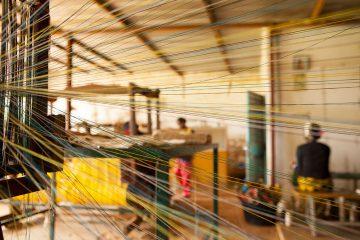 AFrika Tiss Burkina Faso Tissage Ateliers Bobo Dioulasso