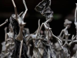 Vidéo de présentation du bronze à la cire perdue