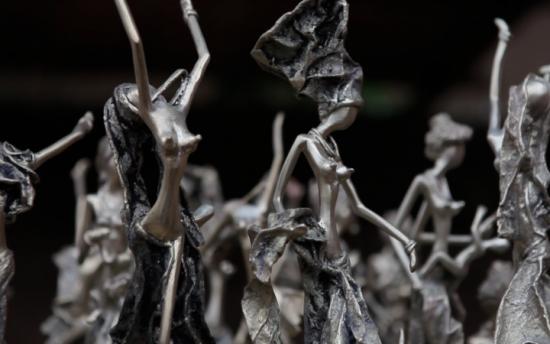 Fonderie du Bronze: ballet de feu et de métal en fusion