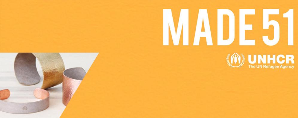 Design for Peace participe au lancement de Made 51 à Ambiente