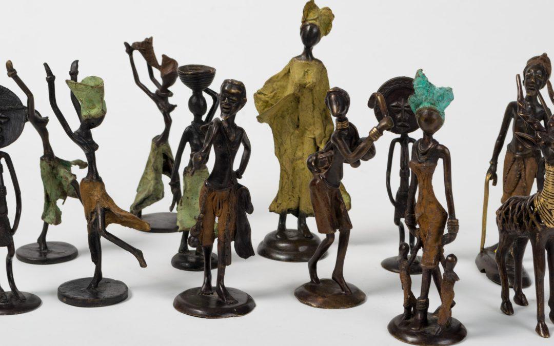 Sculpture en bronze, découvrez la technique symbolique du Burkina Faso
