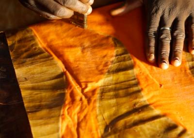 Le batik africain, mode d'emploi