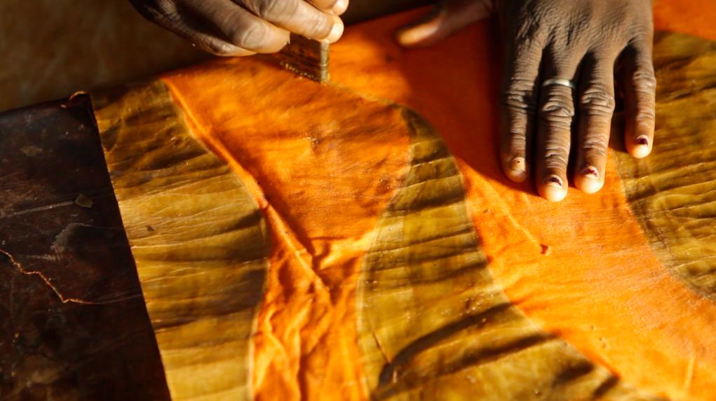 batik africain