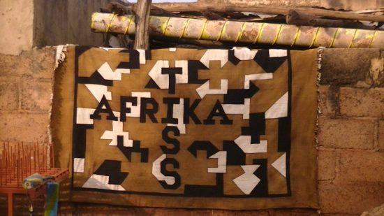 Bogolan à l'effigie d'Afrika Tiss