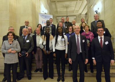 Afrika Tiss, Lauréat des Trophées 2018 de la Fondation Air Liquide