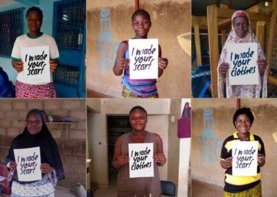 Slow Fashion Movement, Afrika Tiss vous ouvre ses portes