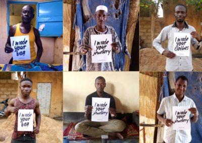 Fashion Day Revolution, rencontrez les artisans d'Afrika Tiss