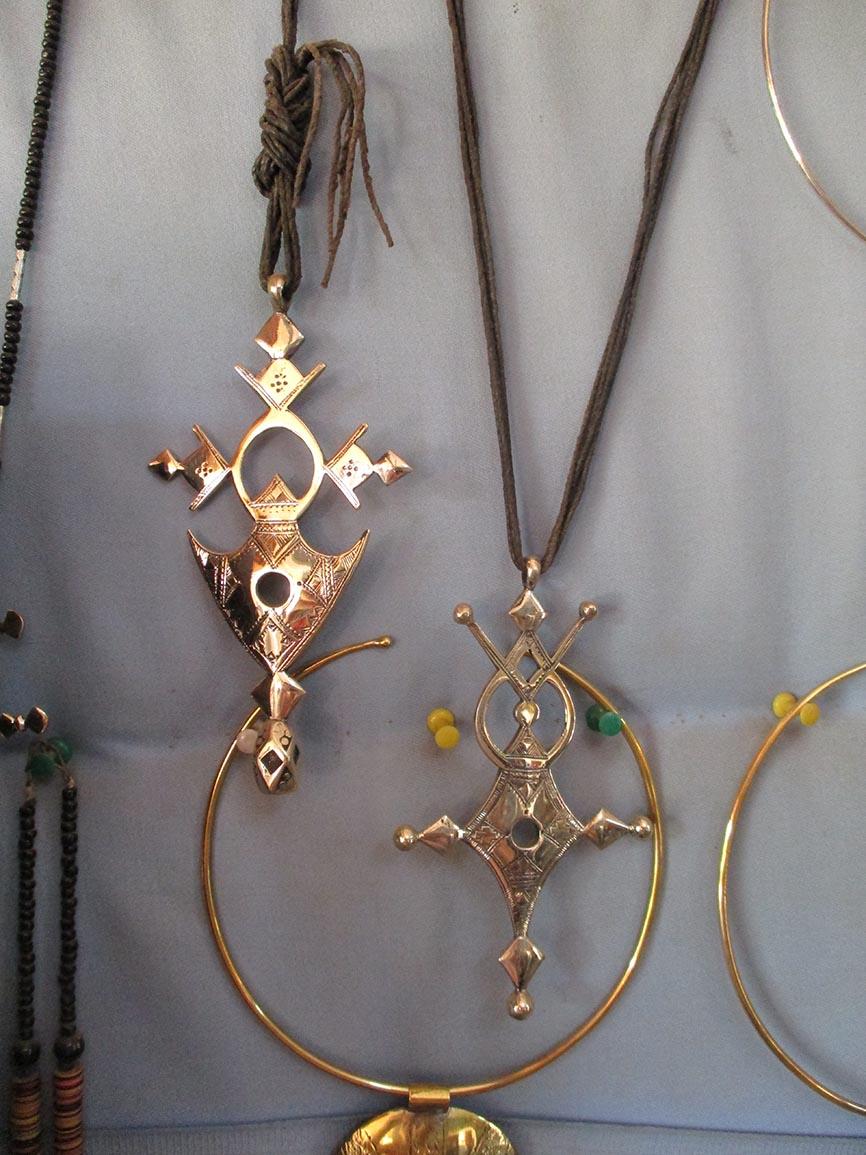 bijoux tradtionnels touaregs