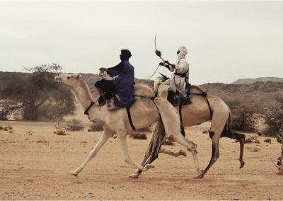L'artisanat chez les touaregs, peuple du désert