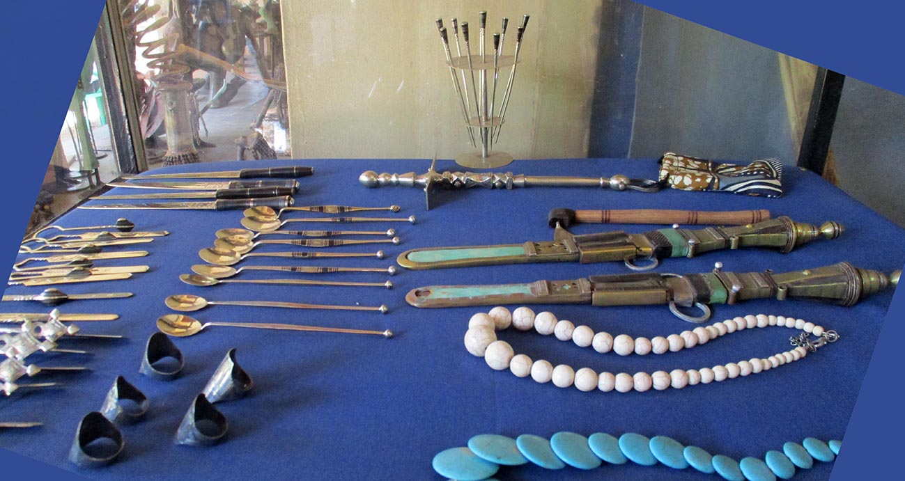 objets tradtionnels touaregs